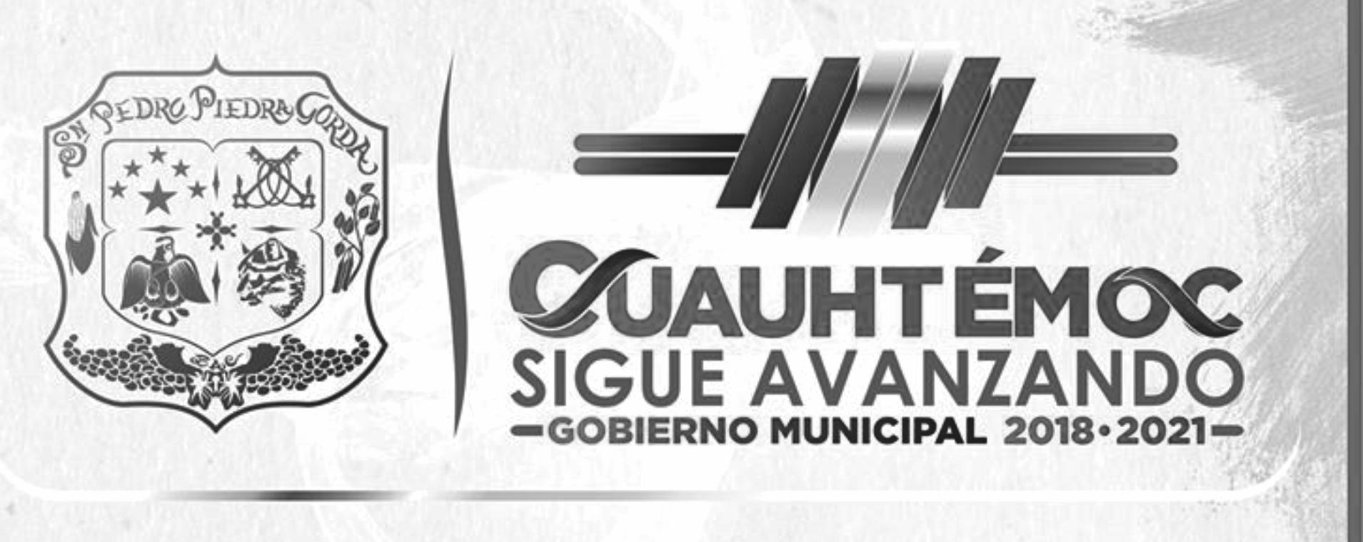 Pagina de Cuauhtemoc 2018-2021